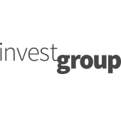 Invest Group logo grey